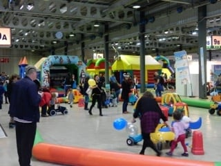 Salon Top Kids, le paradis des enfants à Luxexpo