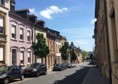 Bonnevoie Luxembourg