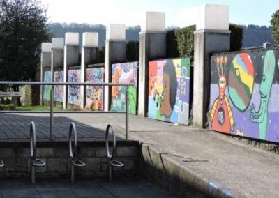 Maison des Jeunes commune de Niederanven, Luxembourg