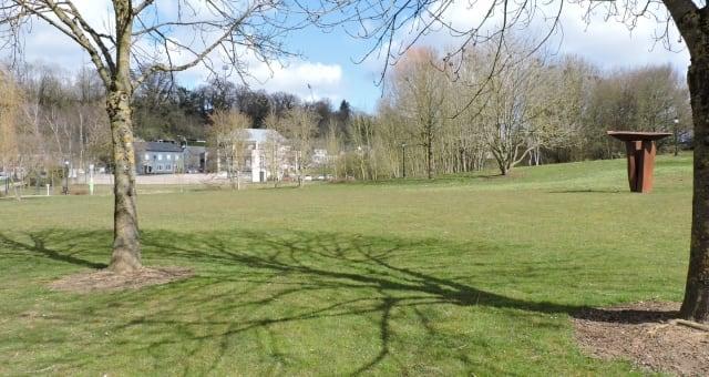 Parc d'Hespérange Luxembourg