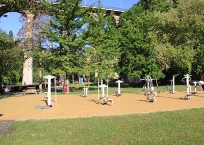 Fitness open air Grund