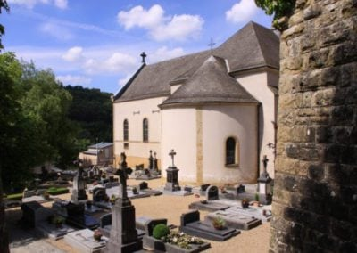 Eglise Quartier Weimerskirch Luxembourg