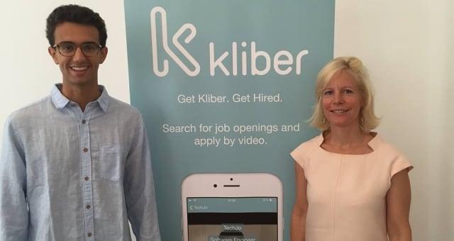 L'app Kliber rivoluziona il modo in cui fai domanda per un lavoro!