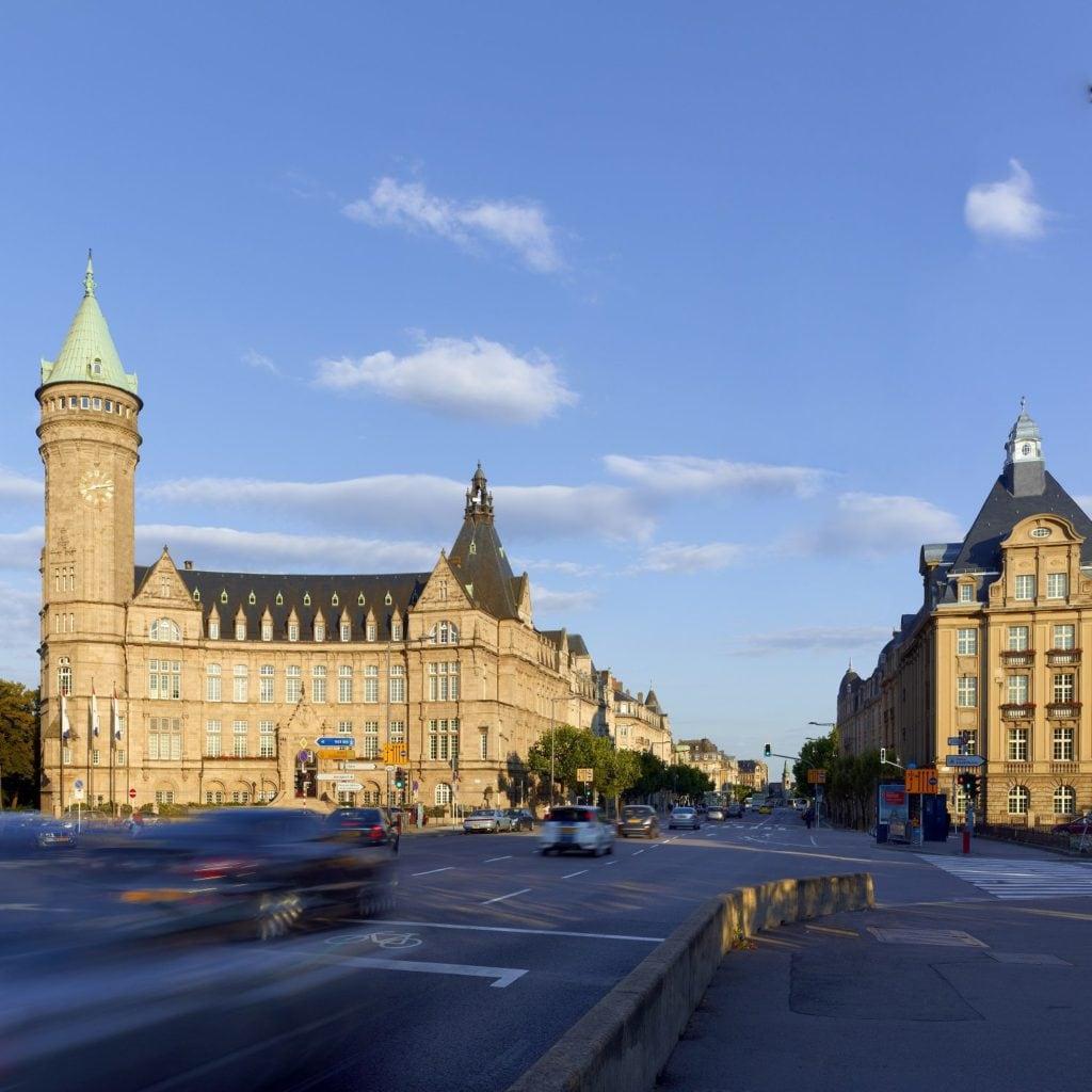 BCEE Place de Metz Luxembourg