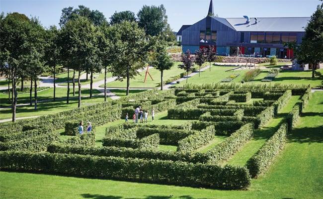 Park Sennesraich Luxembourg, sorties en famille