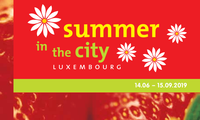 Summer in the City : vivez et vibrez l'été à Luxembourg !