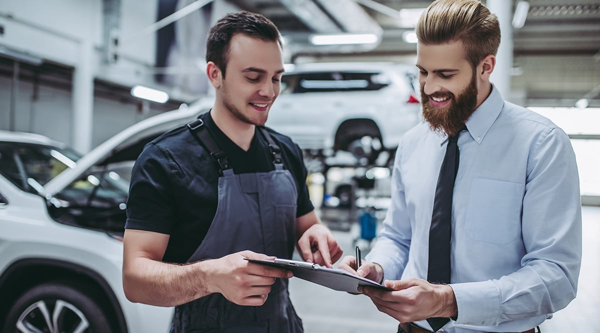Register your car in Luxembourg
