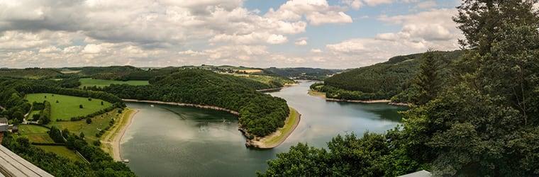 Visite el Gran Ducado de Luxemburgo, Lac de Haute-Sûre