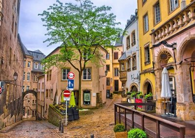 Visiter Luxembourg