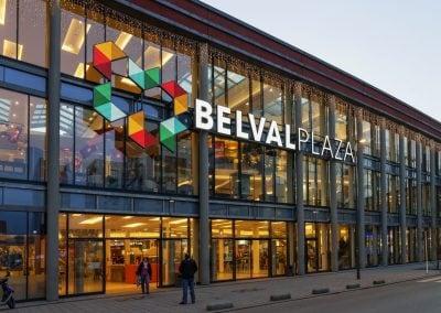 Esch-Belval Shopping Center Luxembourg