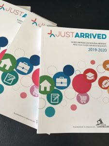 Guía de Luxemburgo recién llegada 2019-2020