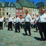 Dancing pilgrimage Echternach Luxembourg