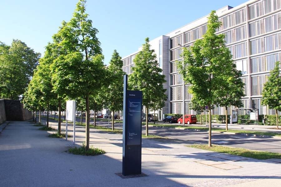Kirchberg Luxembourg