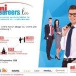 Unicareers, salon pour l'emploi jeunes diplômés Luxembourg