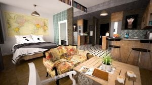 Renting an accomodation in Luxembourg