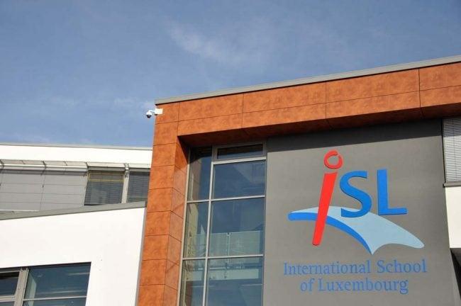 IInternational School of Luxembourg