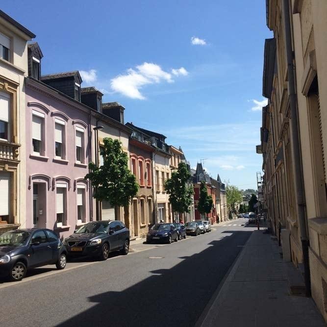 Quartier Bonnevoie Nord