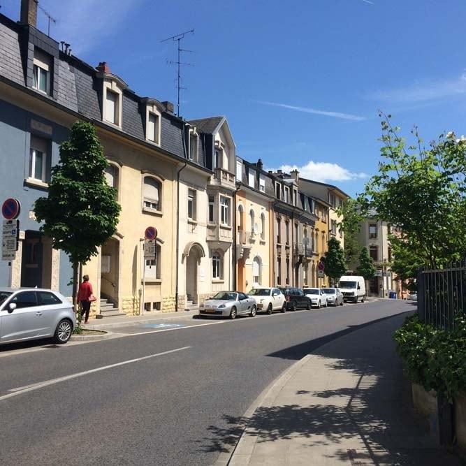 Rue de Bonnevoie Luxembourg