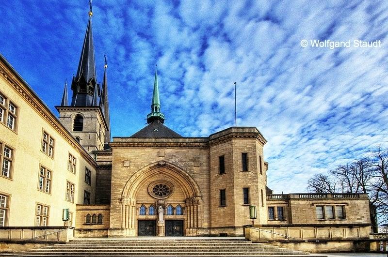 Cathédrale Notre Dame de Luxembourg