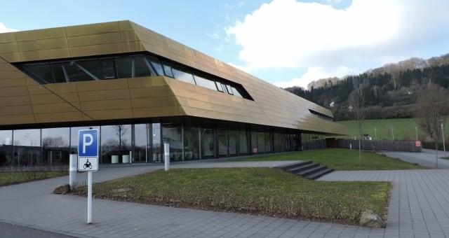 Piscine Syrdall Schwemm Commune de Niederanven, Luxembourg