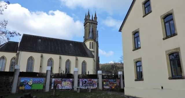 Eglise de Senningen Commune de Niederanven, Luxembourg