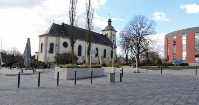 Sandweiler, commune de Luxembourg