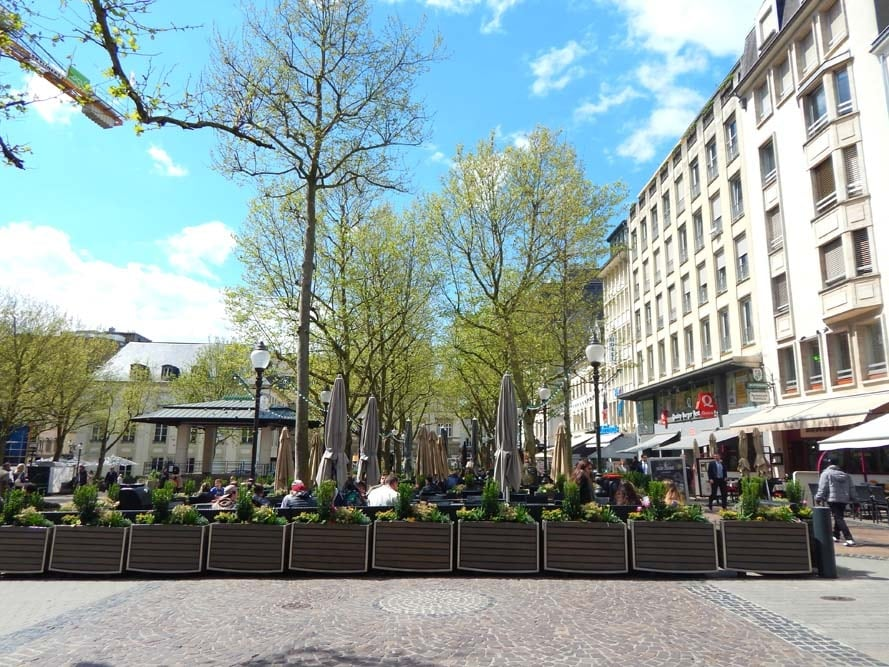 Place d'Armes Luxembourg Centre