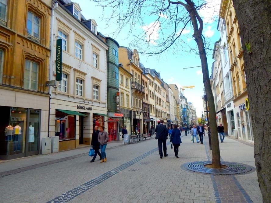 Luxembourg Quartier Centre