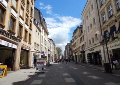 Quartier Centre Luxembourg