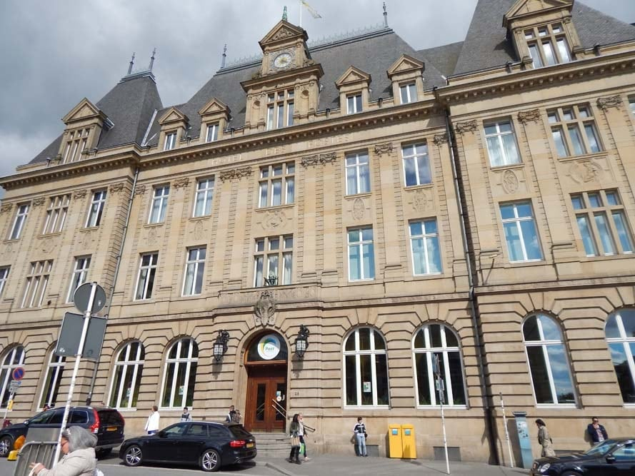 Poste Luxembourg Centre