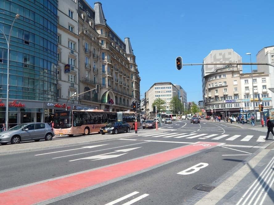 Quartier Gare Luxembourg