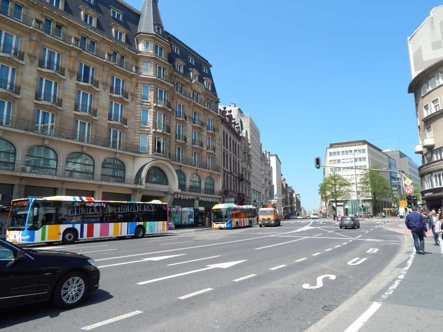 Quartier Gare de Luxembourg