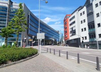 Quartier Bonnevoie Luxembourg
