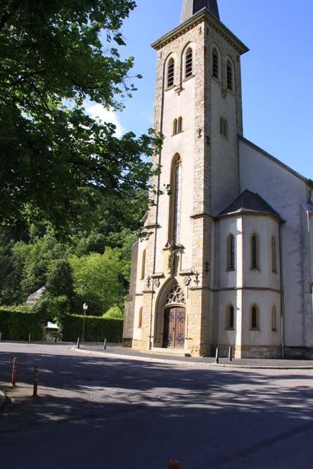 Eglise de Clausen