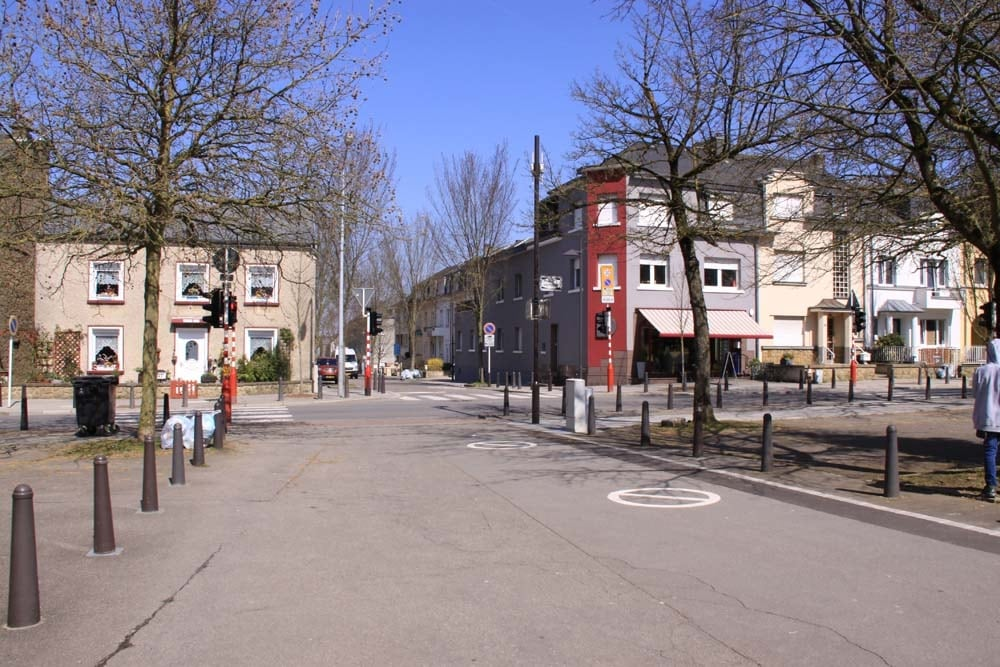 Quartier Gasperich Luxembourg