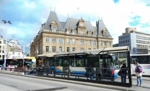 Gare d'autobus Hamilius Ville de Luxembourg