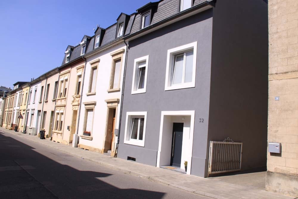 Quartier Hollerich Luxembourg
