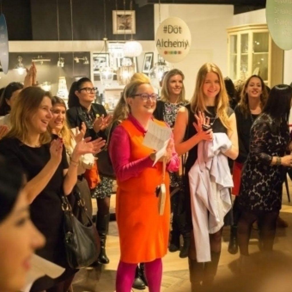 Hub Dot, réseau de femmes pour les femmes au Luxembourg