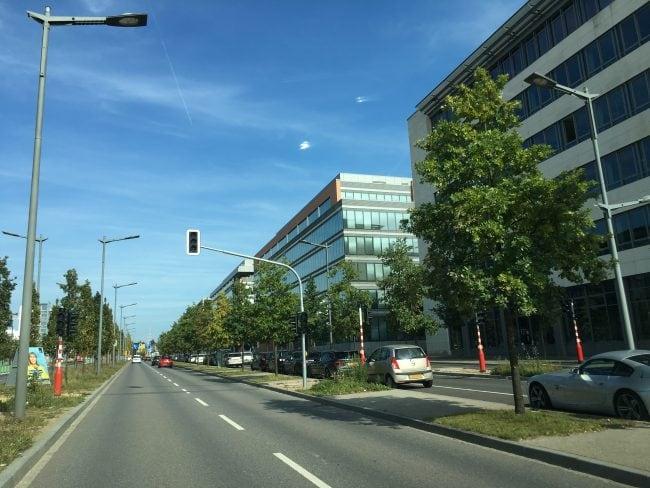 Quartier Kirchberg Luxembourg
