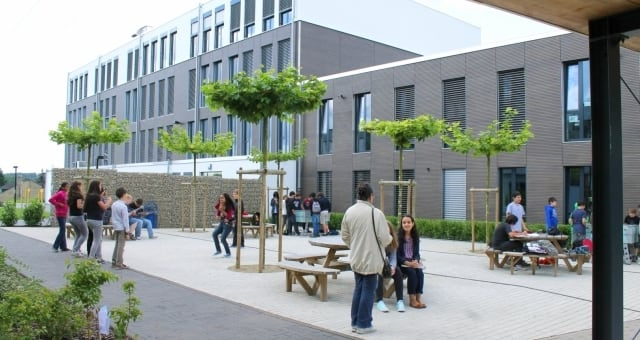 Ecole internationale Saint Georges Luxembourg Hamm