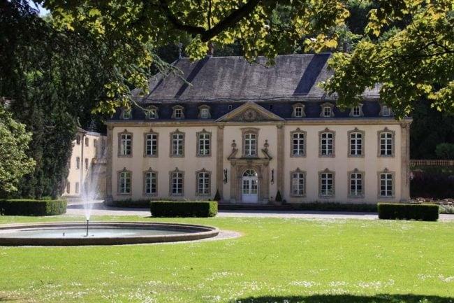 Château de Septfontaines Quartier Rollingergrund Luxembourg