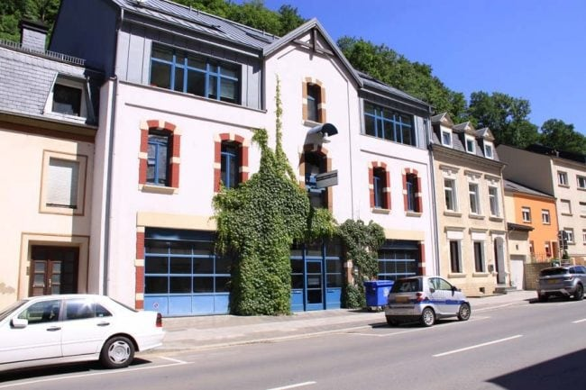 Ancien entrepôt Neudorf Luxembourg