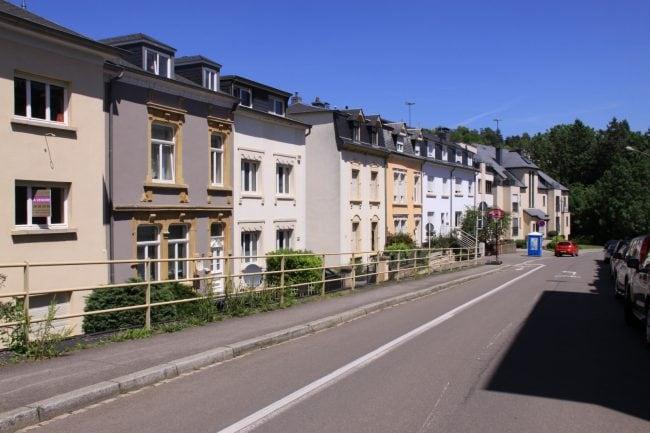 Loyers ville de Luxembourg