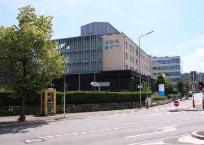CHL quartier Eich Luxembourg