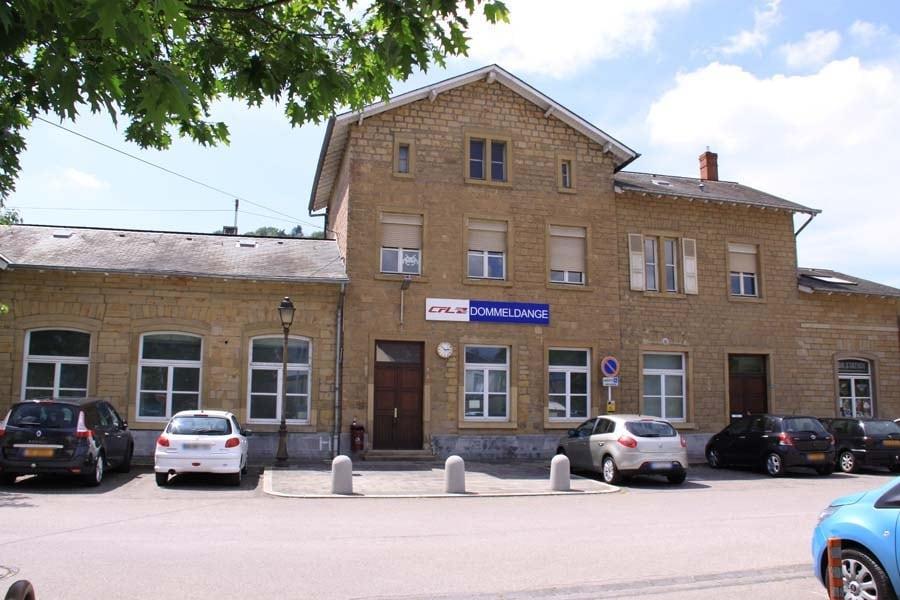 Gare Dommeldange Luxembourg