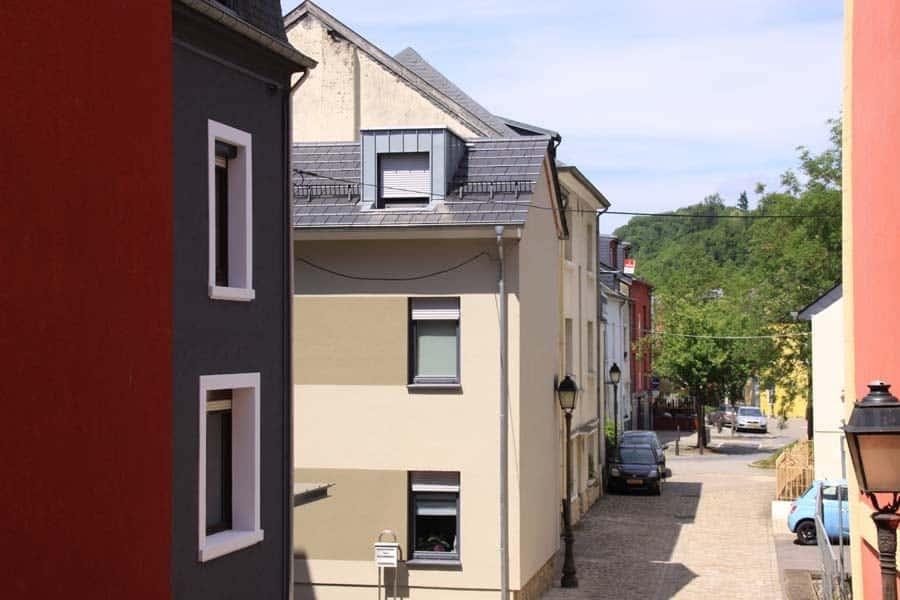 Beggen, quartier Luxembourg