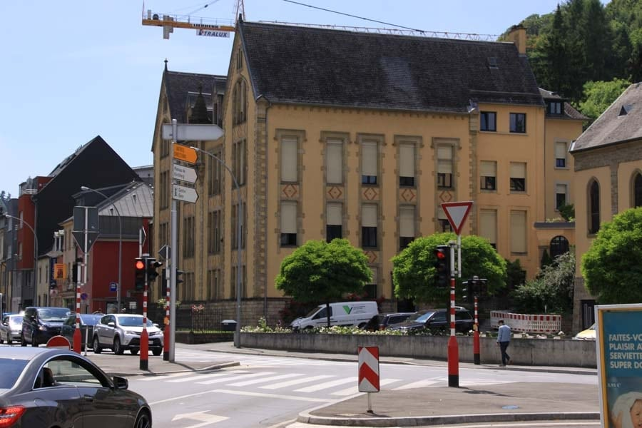 Beggen Luxembourg Institut Emil Metz