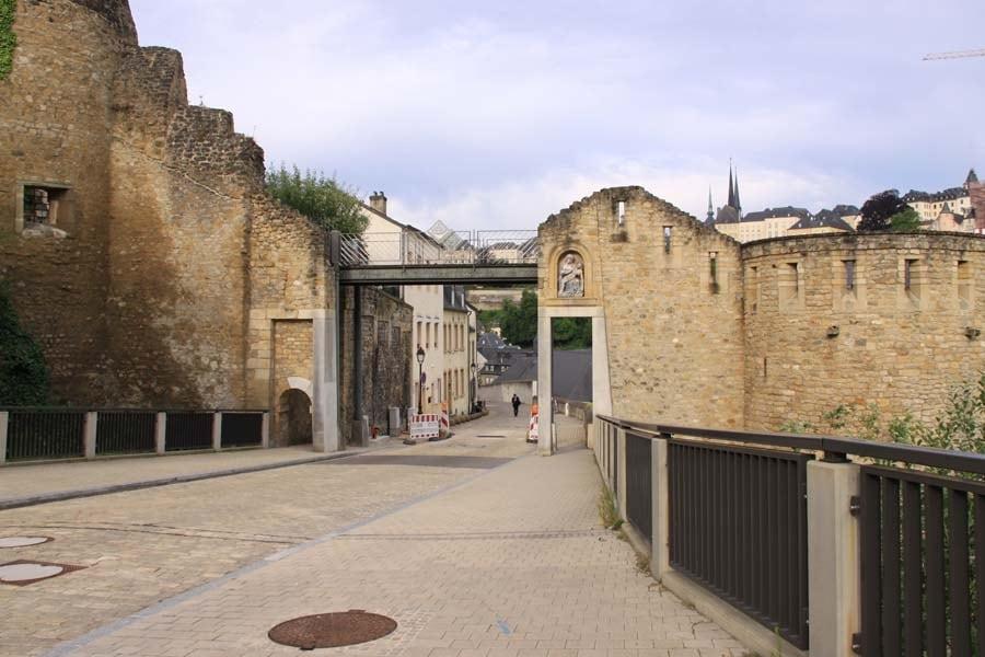 Quartier Cents Luxembourg