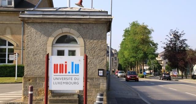 Bourse études supérieures luxembourg