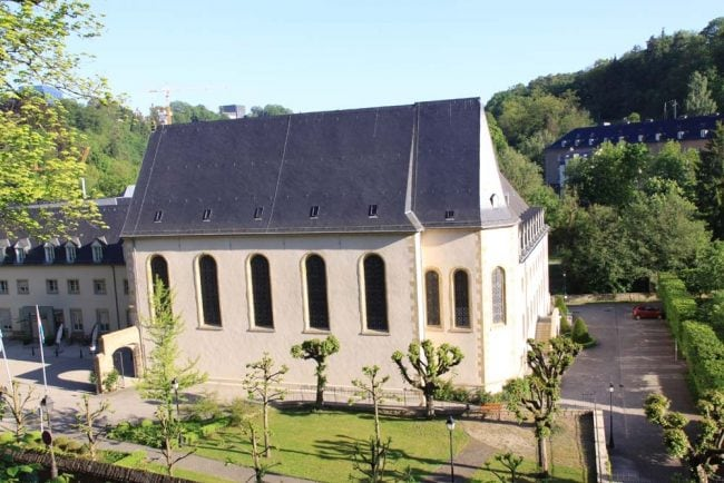 Hospice de Pfaffenthal Luxembourg
